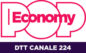 Pop economy logo